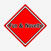 Fun and Novelty Car Signs from Car Signs Direct