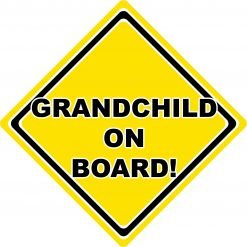 Grandchild On Board