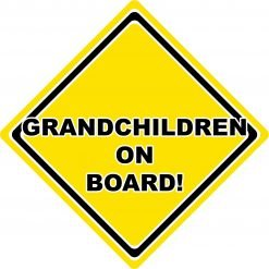 Grandchildren On Board