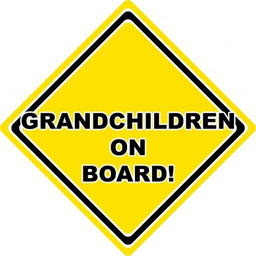 Grandchildren On Board